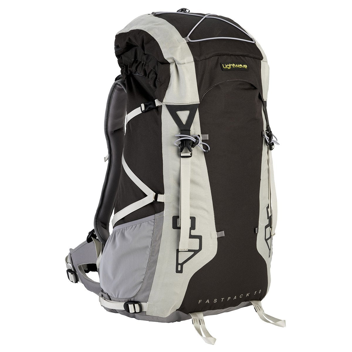 Lightwave » Fastpack 50 Rucksack - Ultra-lightweight Hiking Backpack