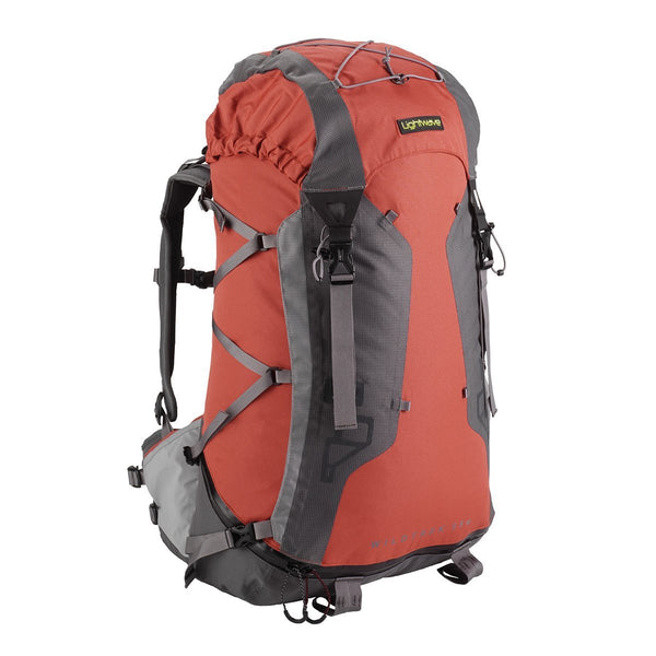 Lightwave » Wildtrek 55 Womens Rucksack - Ultra-lightweight Hiking Backpack