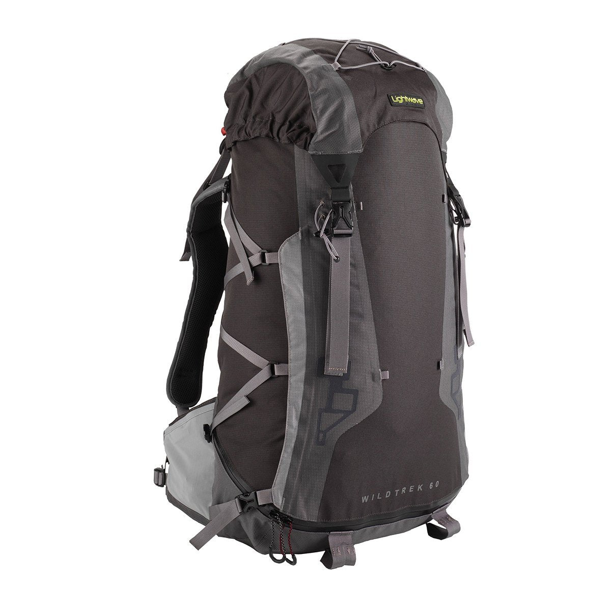 Lightwave » Wildtrek 70 Rucksack - Ultra-lightweight Hiking Backpack