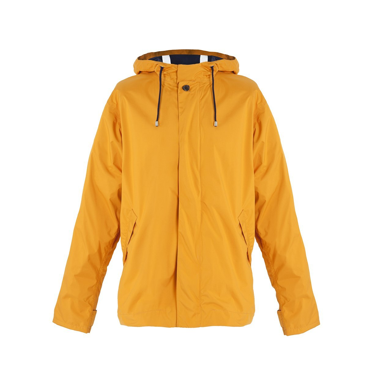 Meander | Meander Jacket | Waterproof Breathable Unisex Cycling Jacket | Orange