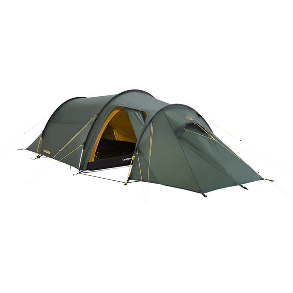 Oppland 2 SI Tent Nordisk 112032 Tents One Size / Black/Green