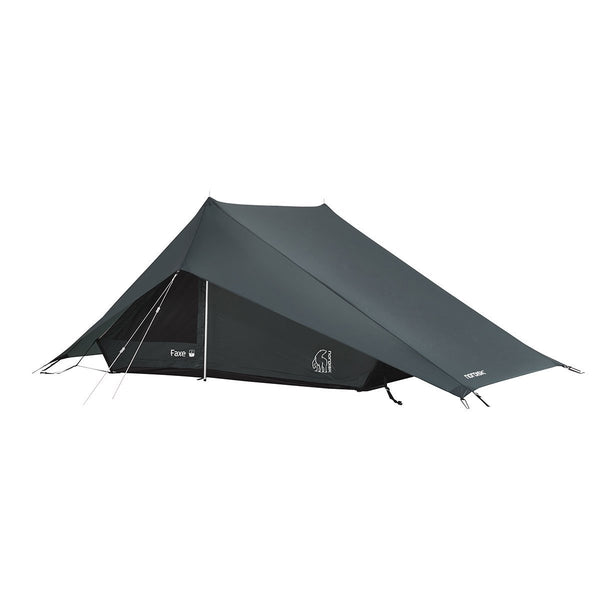 Nordisk | Faxe 2 SI | 2 Man Ridge Tent | Classic 2 Person Hiking Tent | Petrol Green