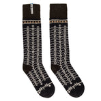 ÖEKS05SOMI, Öjbro Vantfabrik, Ekshärad Sot Socks, Black, Winter Socks | Warm Socks