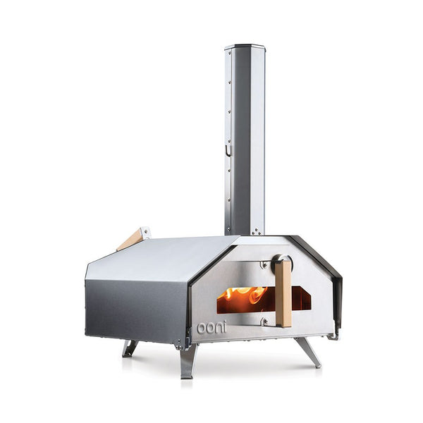Ooni Pro Outdoor Pizza Oven Ooni UU-P08100 Ovens One Size / Silver