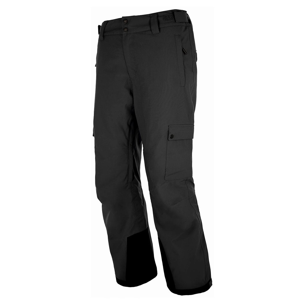 MO-GTP101B-S, Planks, Men's Good Times Insulated Pant, Black, Mens Ski Trousers