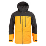 MO-YTJ101B-S, Planks, Men's Tracker Insulated Jacket, Sunset Yellow, Mens Snow Jacket