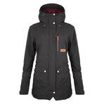 WO-ATJ101A-XS, Planks, Women's All-time Insulated Jacket, Black, Ladies Ski Jacket