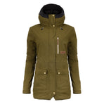 WO-ATJ103A-XS, Planks, Women's All-time Insulated Jacket, Army Green, Ladies Ski Jacket