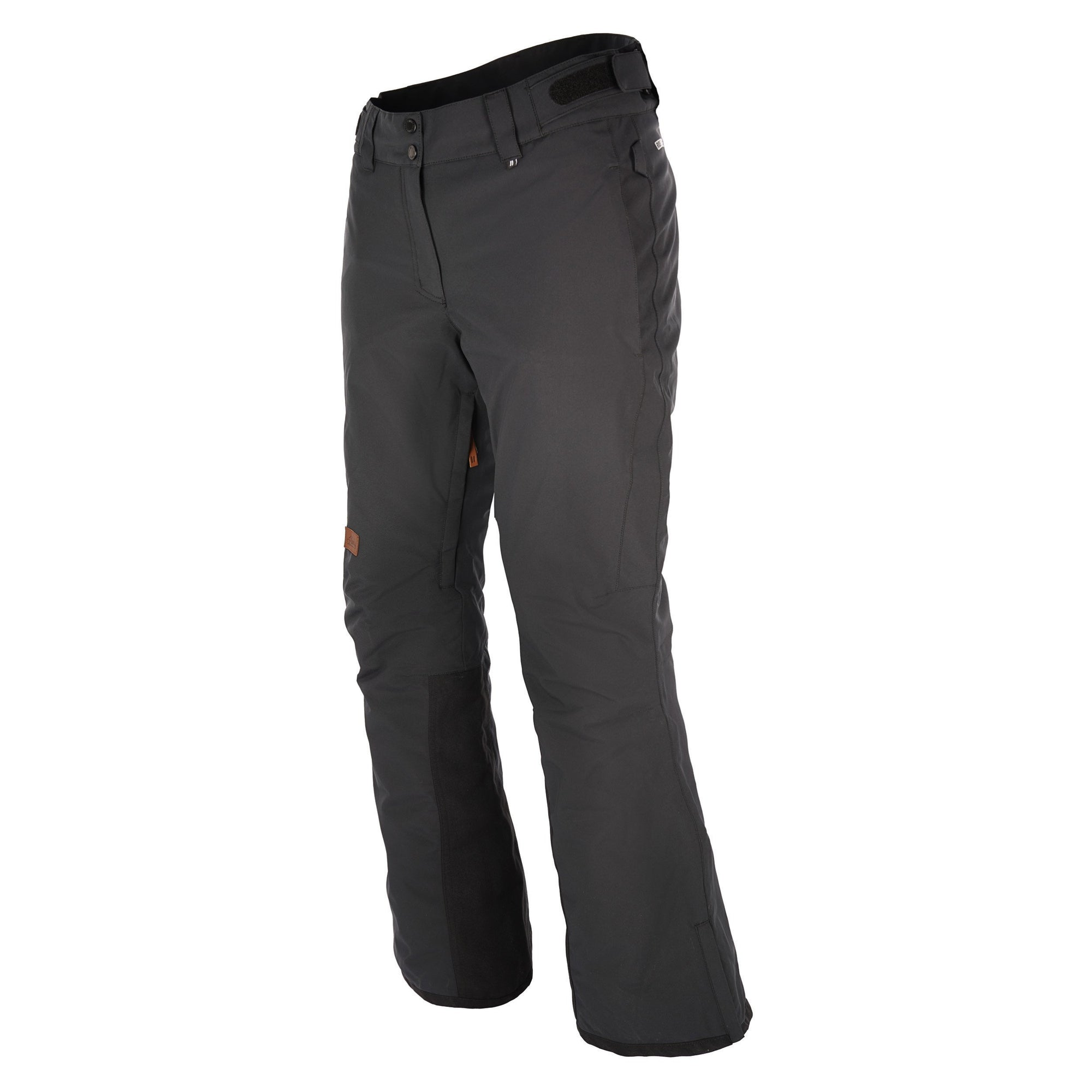 WO-ATP101A-XS, Planks, Women's All-time Insulated Pant, Black, Womens Ski Trousers