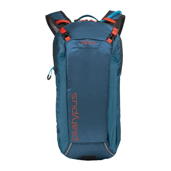 Tokul 12 Hydration Pack Platypus 10864 Bags - Hydration Packs 12L / Coastal Blue