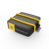 PowerTraveller | Harrier 25 | Wireless Power Bank | Power Bank Charger | Black & Yellow