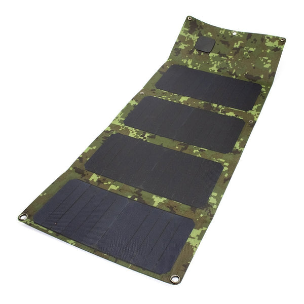 Tactical Falcon 28E Powertraveller PTL-FLE028TAC Solar Charger One Size / Camo