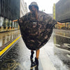 Hardy Poncho 3.0 The People's Poncho 6PON20 Rain Ponchos One Size / Camo