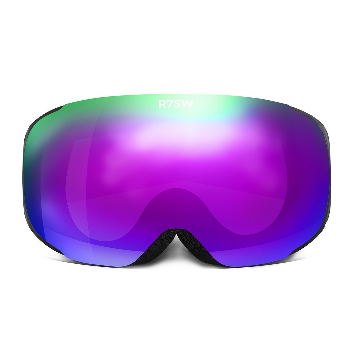 PSGPUR19, Red7SkiWear, Performance Ski Goggles, Purple,