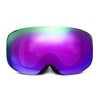 Performance Ski Goggles Red7SkiWear PSGPUR19 Sunglasses One Size / Purple