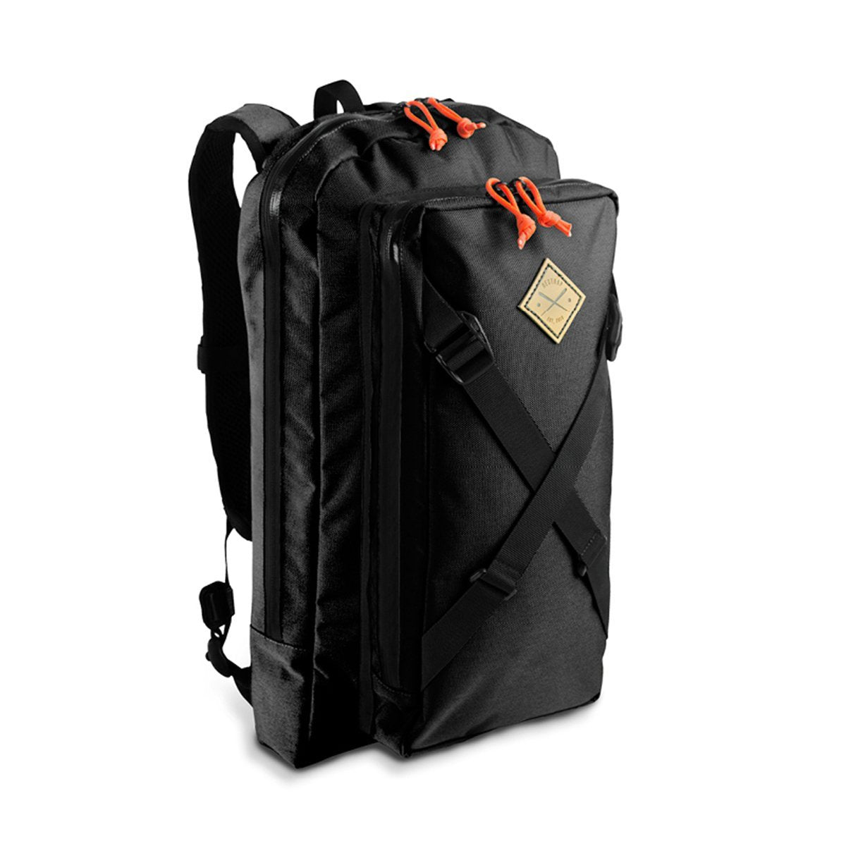 Restrap | Sub Backpack | Waterproof Cycling Backpack | Bike Backpack | Black