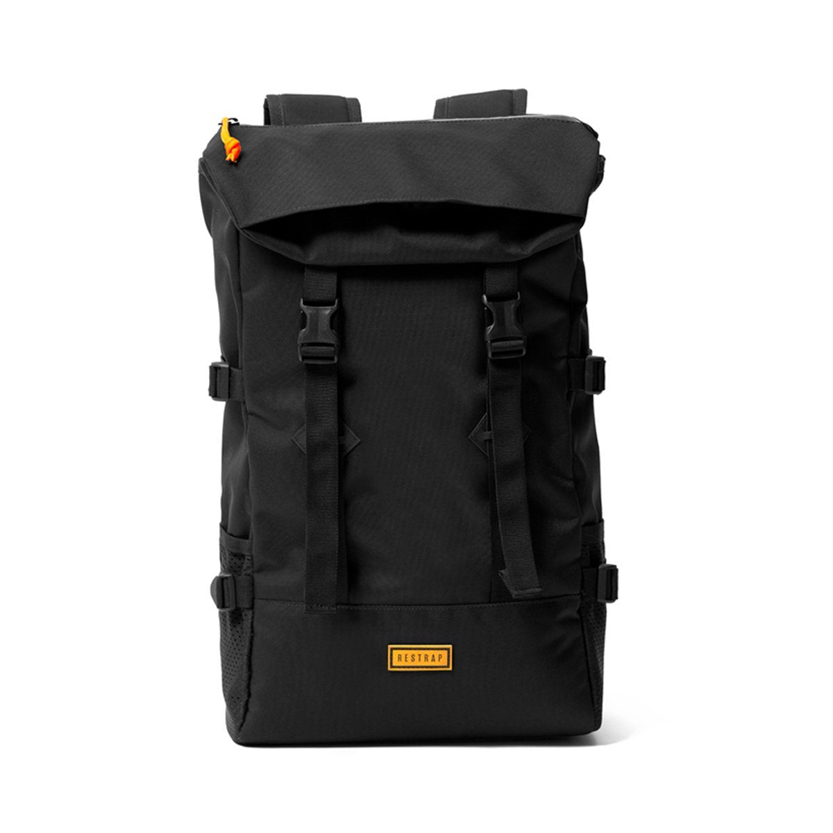 Restrap | Hilltop Backpack | Waterproof Cycling Bag | Commuter Bag | Black