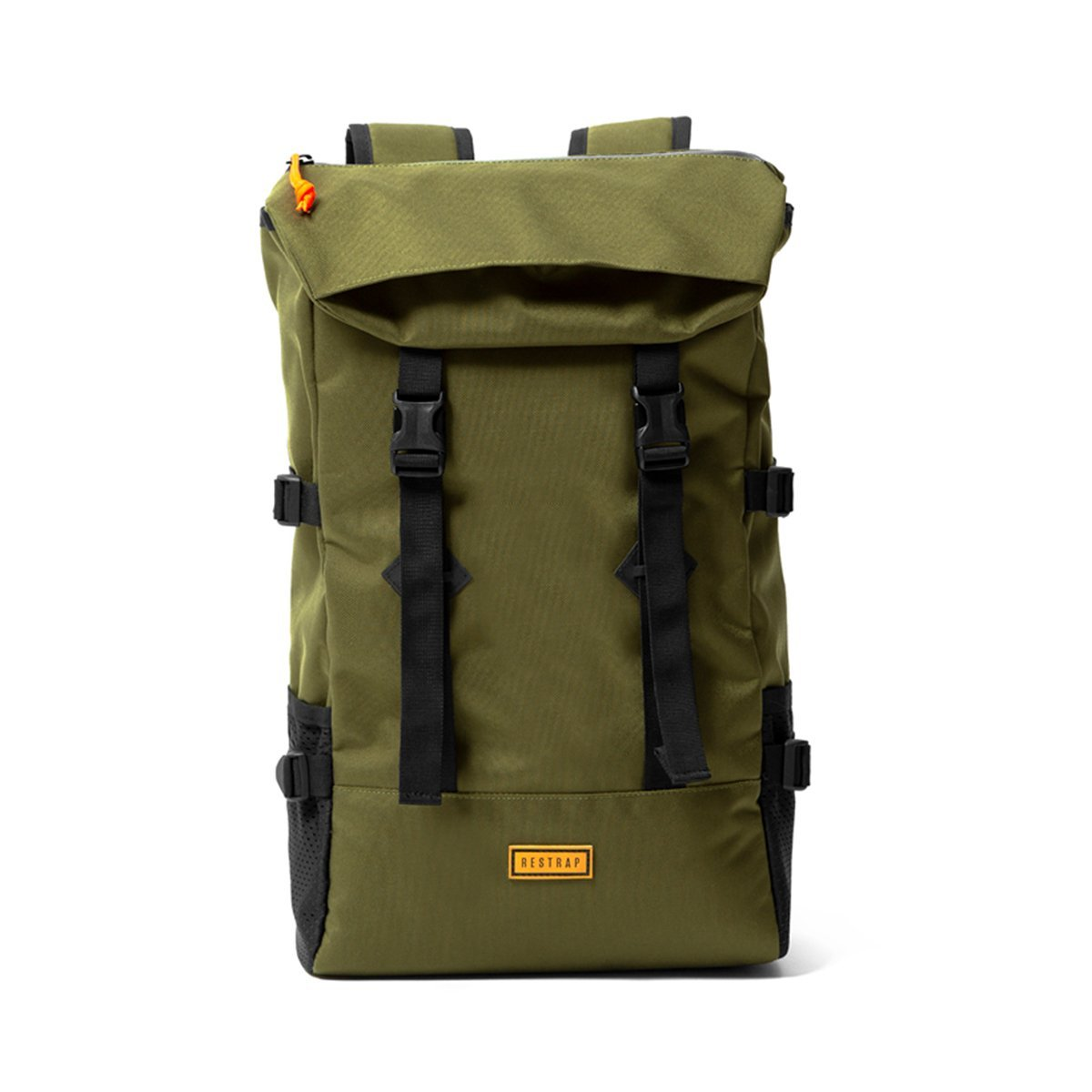 Restrap | Hilltop Backpack | Waterproof Cycling Bag | Commuter Bag | Olive