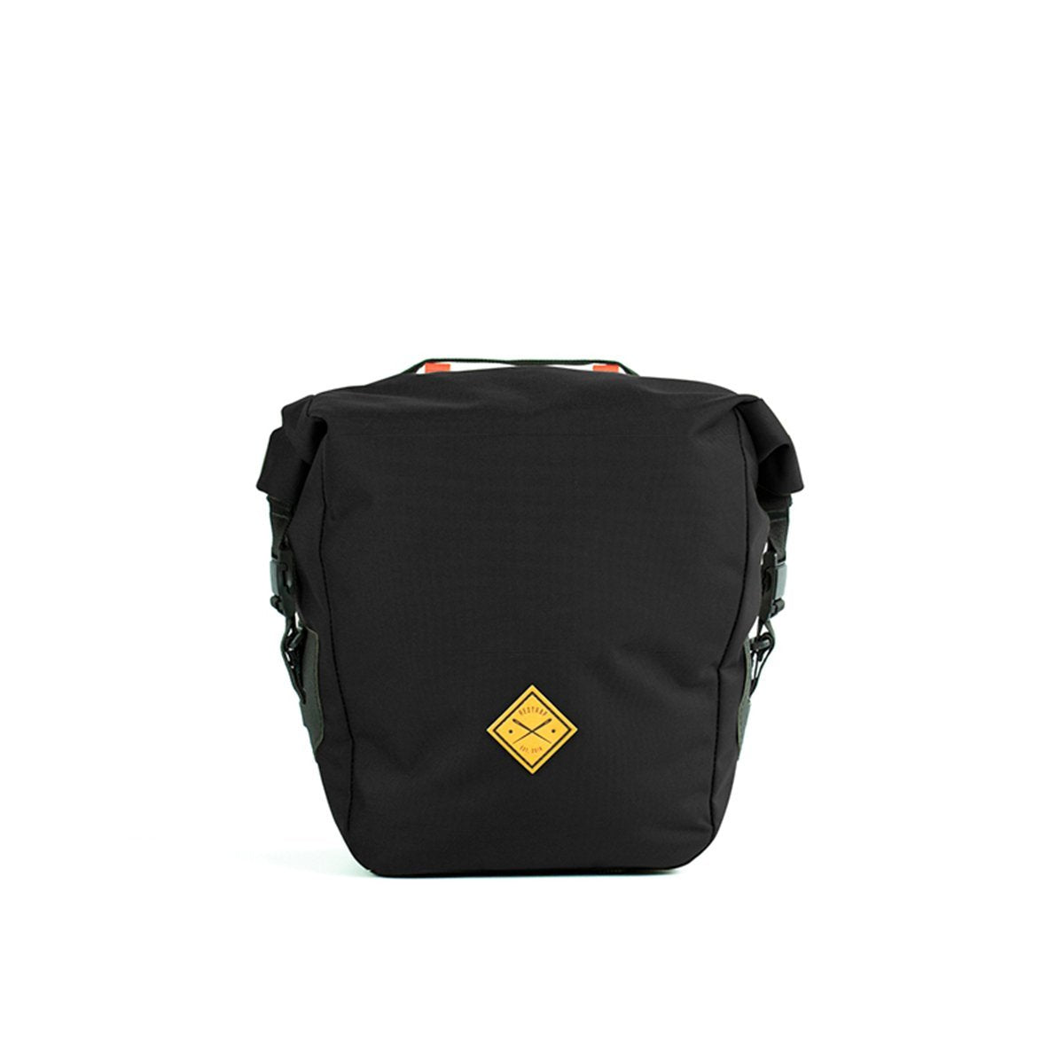 Restrap | Small Pannier | Waterproof Bicycle Pannier Bag | Black