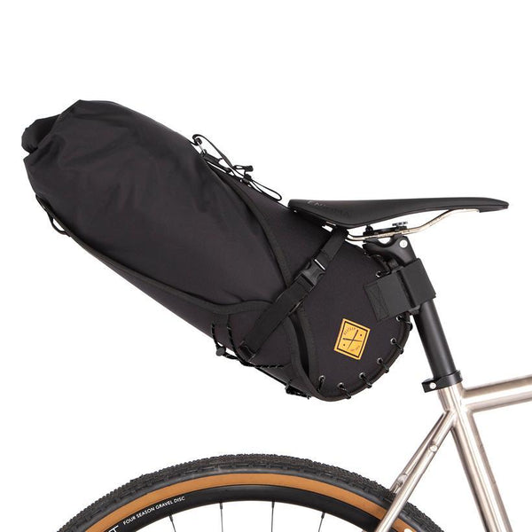 Saddle Bag - 14L Restrap RS_SB1_LRG_BLK Bags - Bike Bags One Size / Black