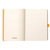 GoalBook Dot Grid Rhodia 117750C Notebooks A5 / Purple