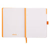 Meeting Book Rhodia 117783C Diaries A5 / Chocolate