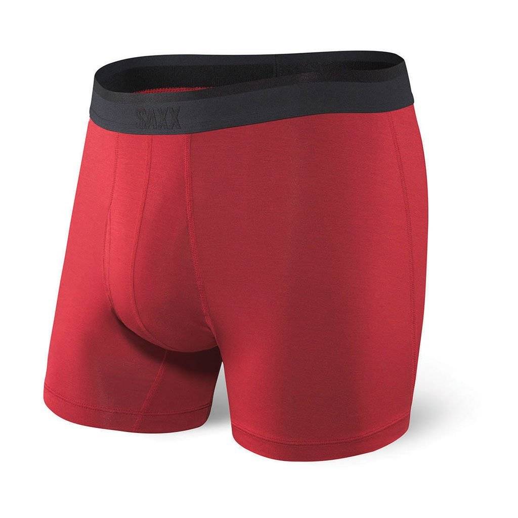 SAXX Underwear | Platinum Boxer Brief | Red | SXBB42F-RRR
