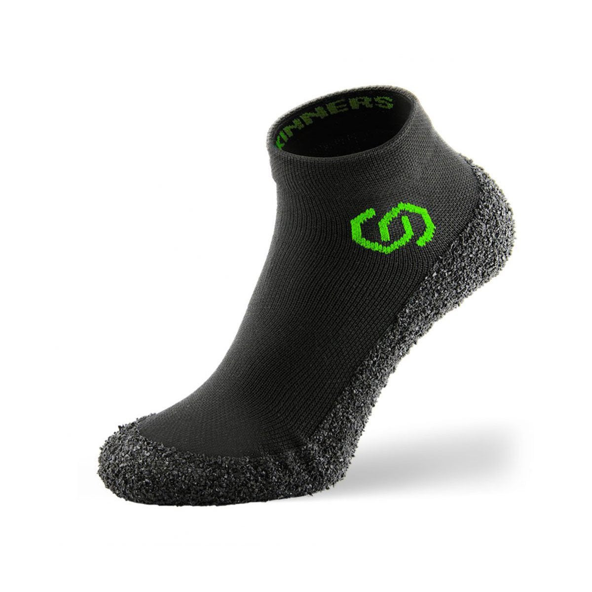 Skinners | Green | Sock Shoes | Barefoot Socks, Slippers | Running Socks