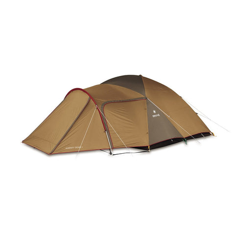 Snow Peak  Amenity Dome Tent 6p  6 Person Tent  Tan