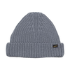 ATL_CAP_GREY, &SONS, Atlantic Watch Cap, Uniform Grey, Wool Beanie | Woollen Cap