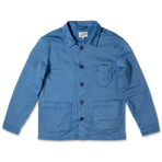 Blue Bolt Chore Jacket