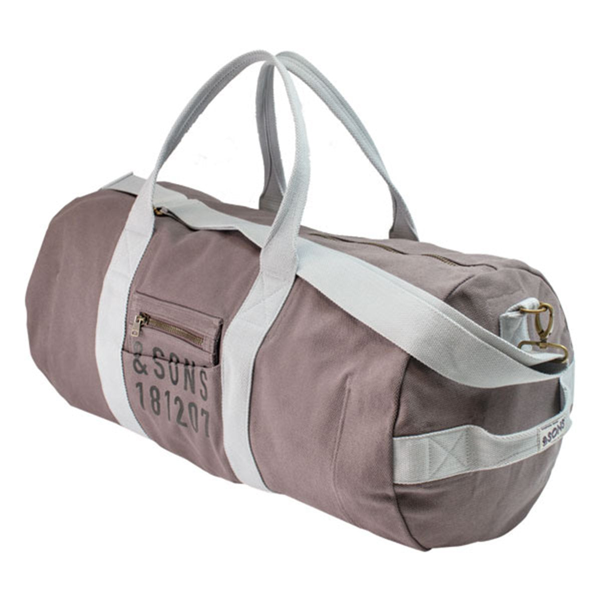 &SONS Great Escape Bag » Steve McQueen's Duffle - 100% Cotton