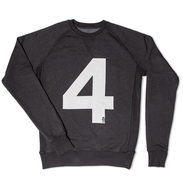 LUCKY No.4 American Sweatshirt - Unisex &SONS Cardigans & Jumpers