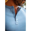 New Elder Henley Short Sleeve Shirt &SONS Henleys