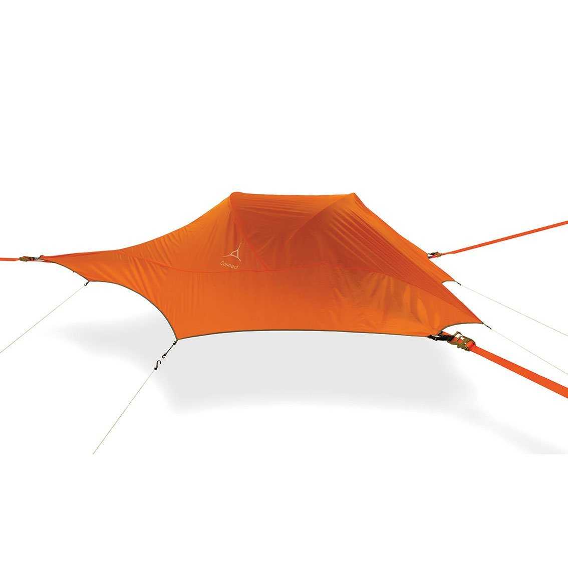 Tentsile | Connect Tree Tent | 2 Person Suspended Hammock Tent - Orange