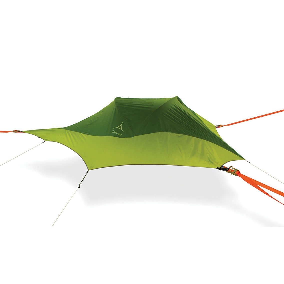 Tentsile | Connect Tree Tent | 2 Person Suspended Hammock Tent - Rainforest Green