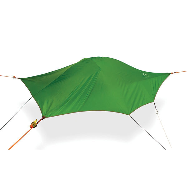 F3FOR, Tentsile, Flite + Tree Tent, Forest Green, 2 Man Lightweight Hammock Tent