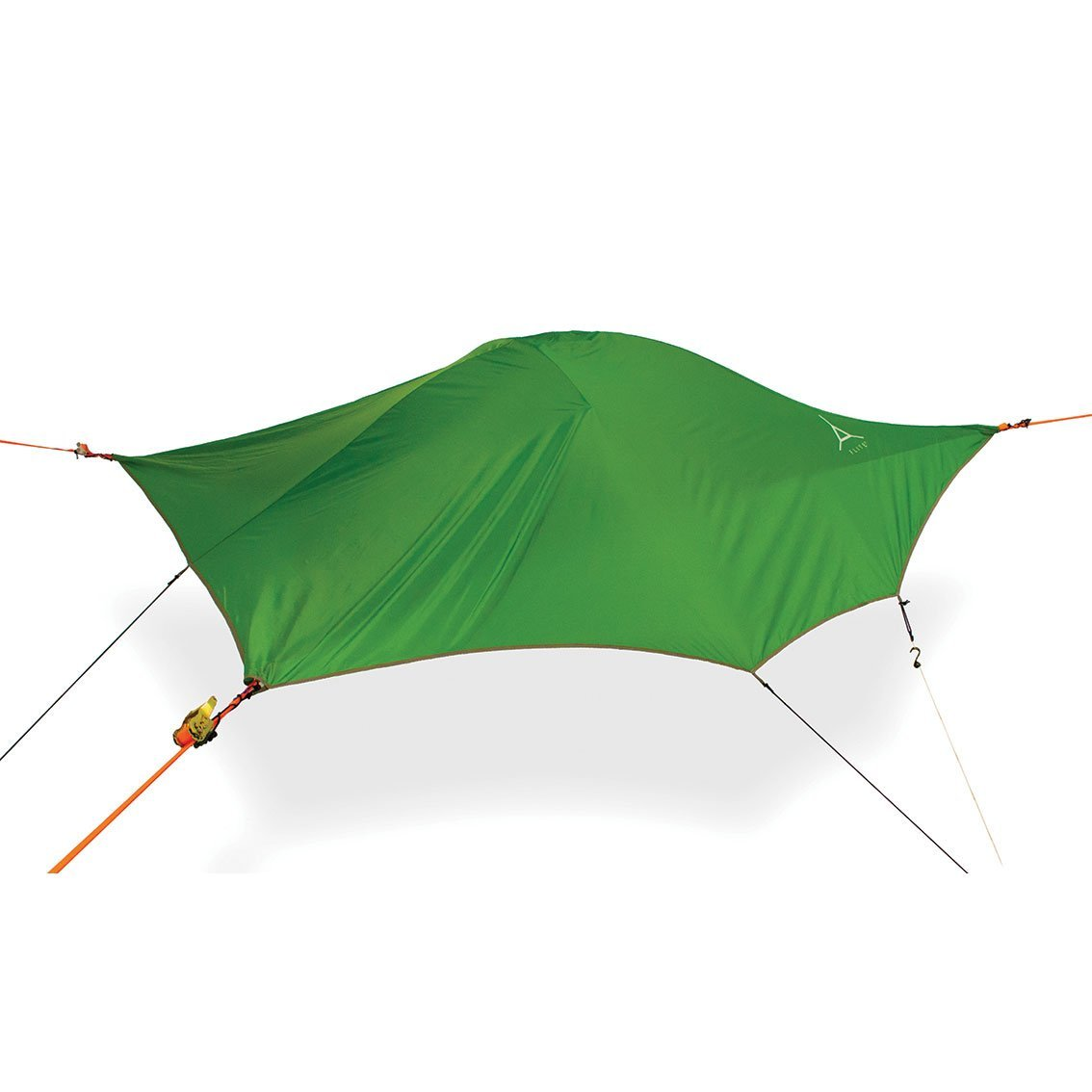 Tentsile | Flite Tree Tent | 2 Man Lightweight Suspended Hammock Tent | Forest Green