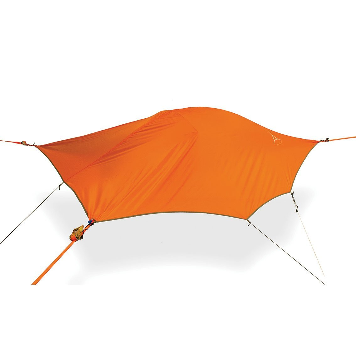 Tentsile | Flite Tree Tent | 2 Man Lightweight Suspended Hammock Tent | Orange