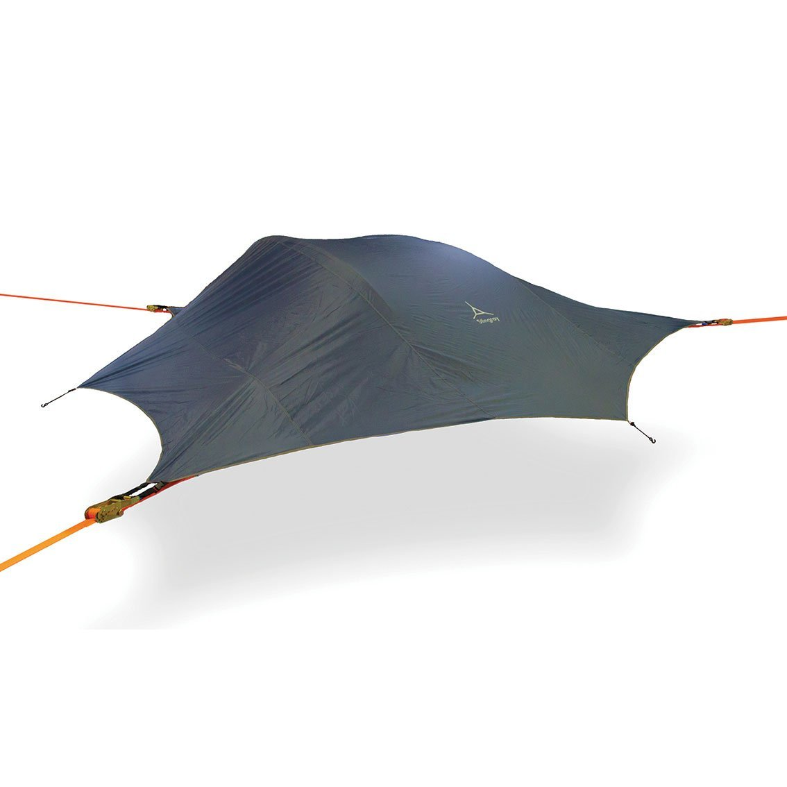 Tentsile | Stingray Tree Tent | 3 Man Suspended Hammock Tent | Dark Grey