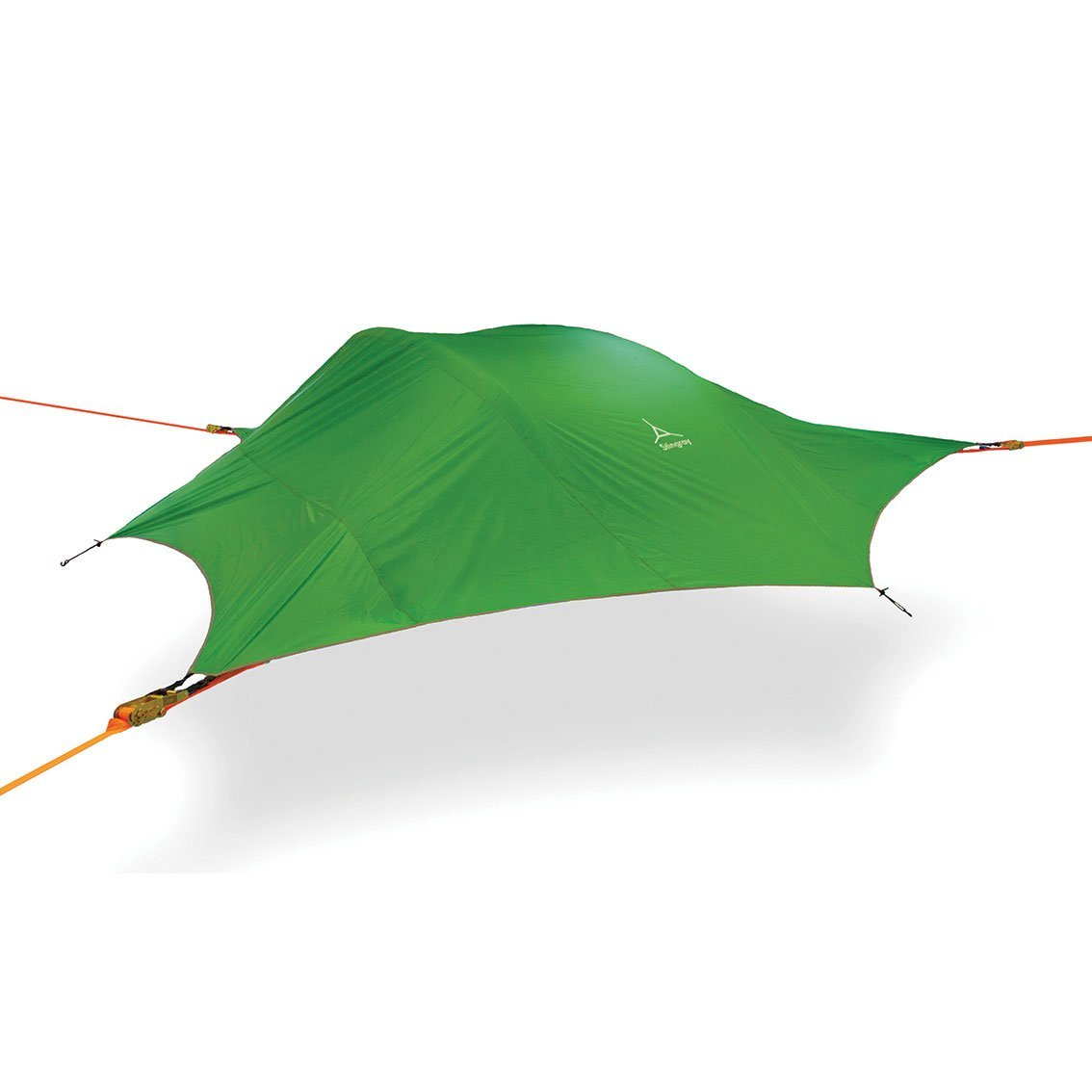 Tentsile | Stingray Tree Tent | 3 Man Suspended Hammock Tent | Forest Green