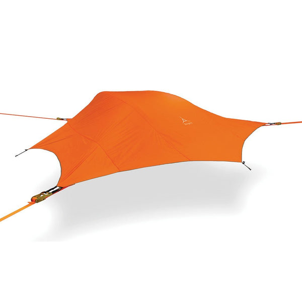 Tentsile | Stingray Tree Tent | 3 Man Suspended Hammock Tent | Orange