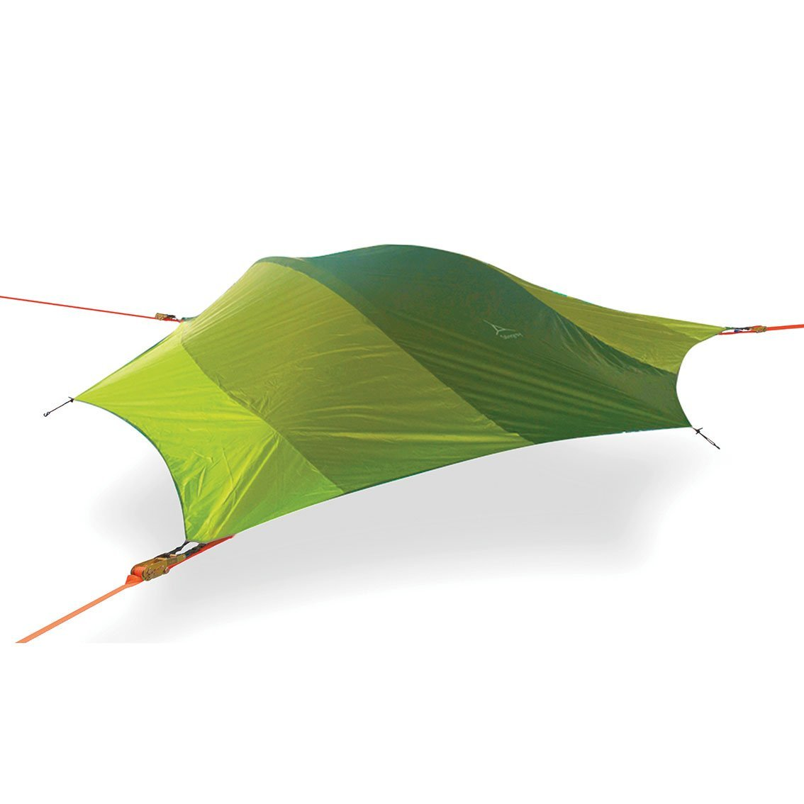 Tentsile | Stingray Tree Tent | 3 Man Suspended Hammock Tent | Rainforest Green