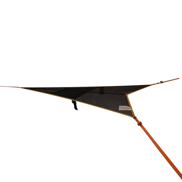 T-Mini Double Hammock | New Gen 3 Version Tentsile TMINIMESH3 Hammocks One Size / Black Mesh