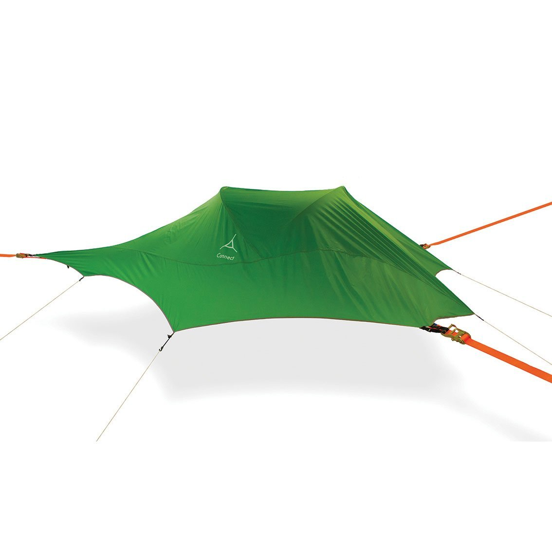 Tentsile | Connect Tree Tent | 2 Person Suspended Hammock Tent - Forest Green