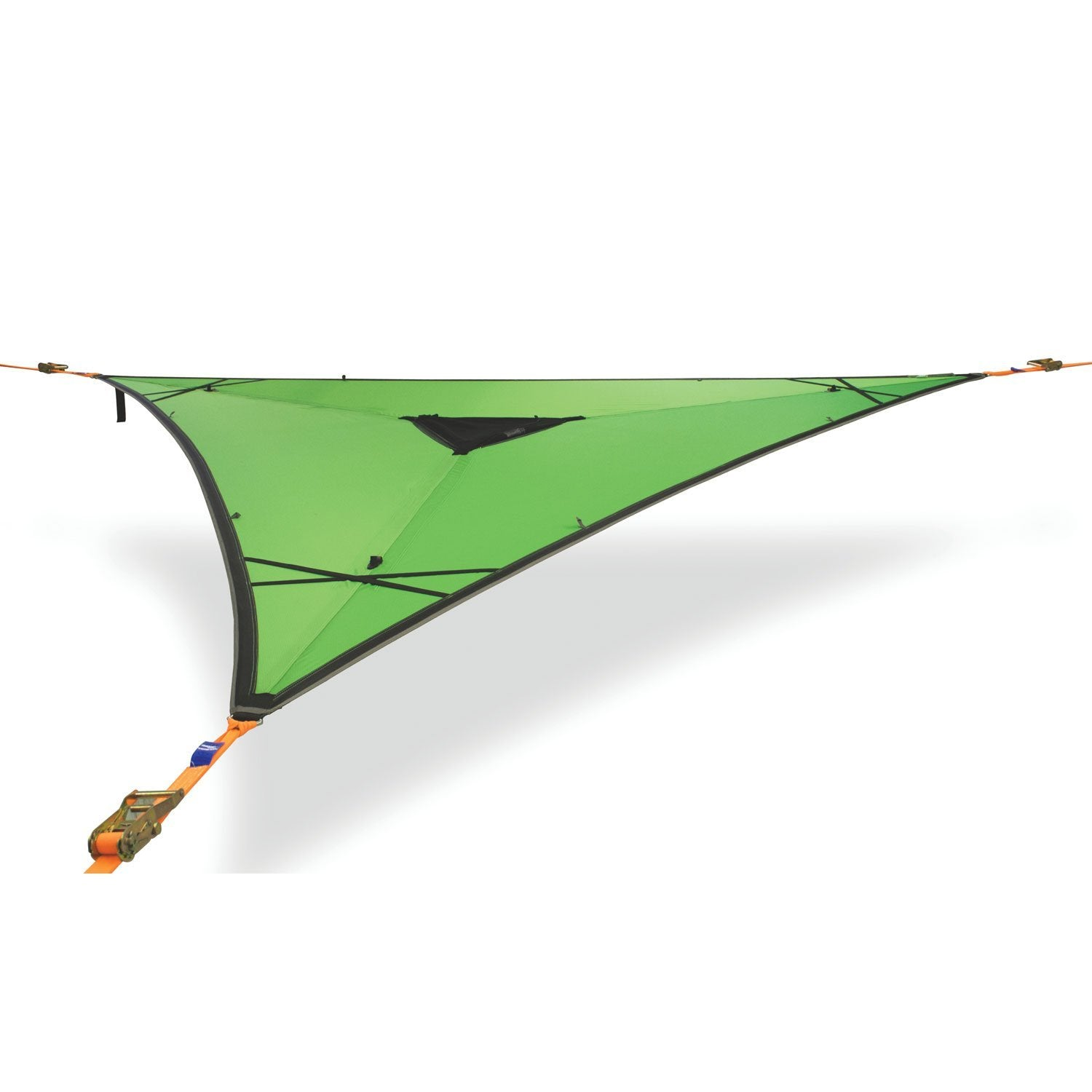 Tentsile | Trillium Hammock | 3 Person Tree Hammock | Triple Camping Hammock | Green