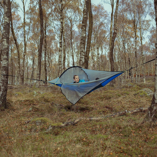 Tentsile UNA 1-Person Tree Tent Lightweight and perfect for solo adventurers