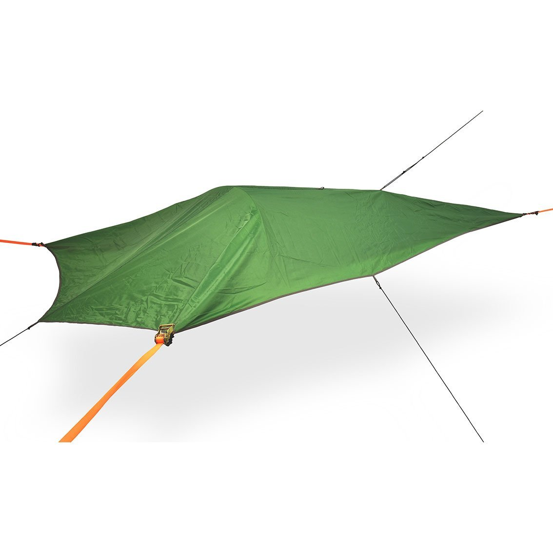 Tentsile | UNA Tree Tent | One Person Lightweight Hammock Tent | Forest Green