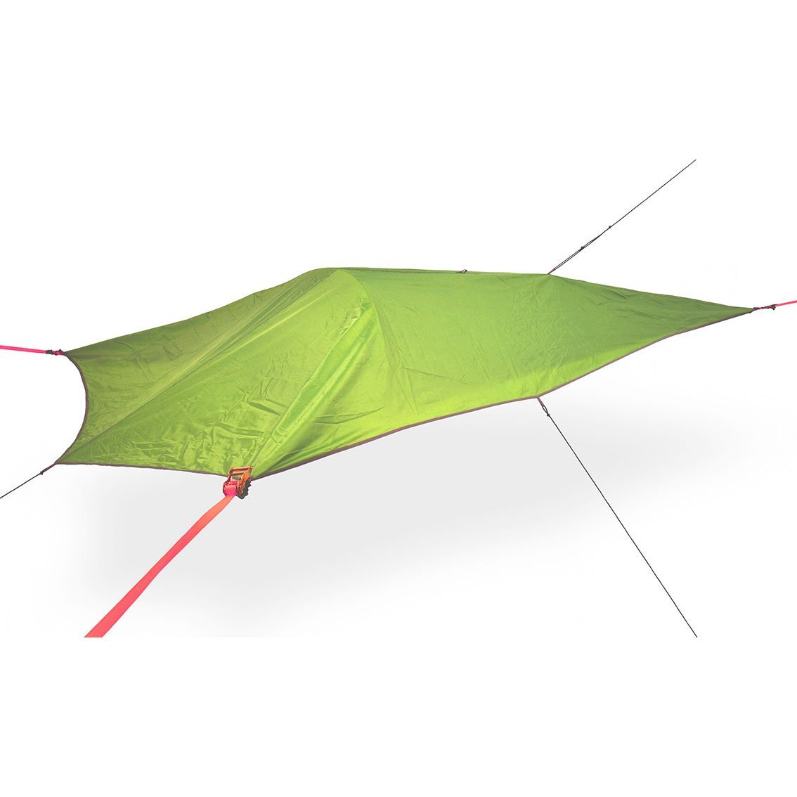 Tentsile | UNA Tree Tent | One Person Lightweight Hammock Tent | Fresh Green