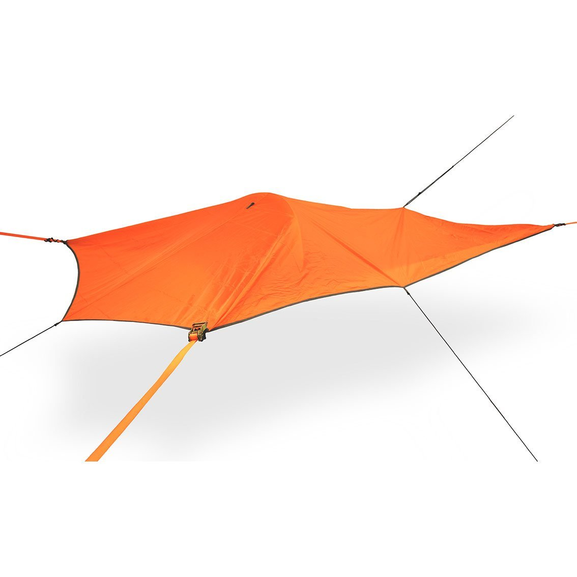 Tentsile | UNA Tree Tent | One Person Lightweight Hammock Tent | Orange